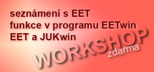 eetwin skoleni workshop